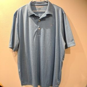 Greg Norman Play Dry Light Blue XL Polo